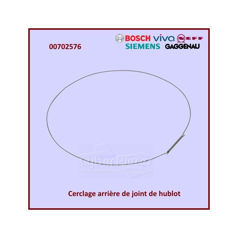 Cerclage arrière de manchette Bosch 00702576