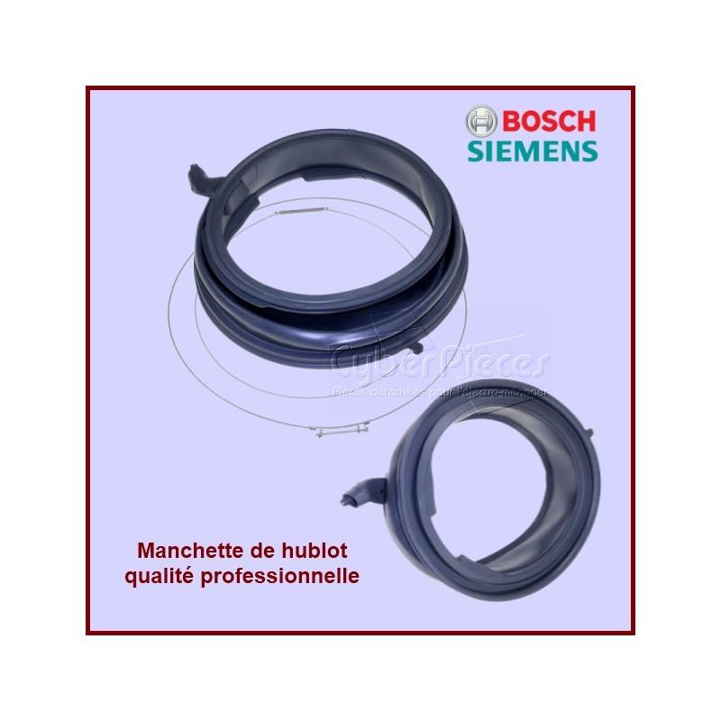 Manchette de hublot Bosch 00680769 - Qualité Professionnelle