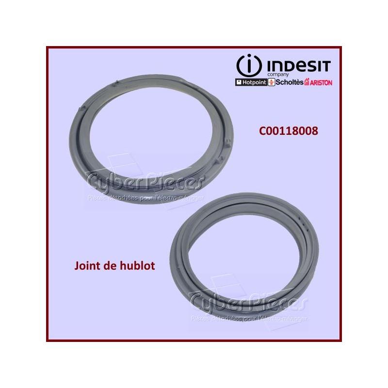 Manchette de hublot Indesit C00118008