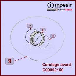 Cerclage Avant De Manchette Indesit C00092156 CYB-052139