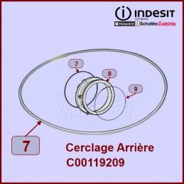 Cerclage Arrière manchette Indesit C00119209 CYB-055734