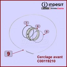 Cerclage Avant manchette Indesit C00119210 CYB-055741