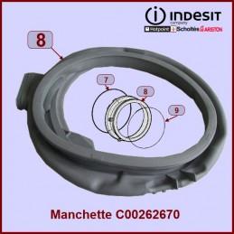 Manchette de hublot Indesit C00262670 CYB-344838