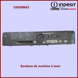 Tableau de bord HE8L493GUK Indesit C00308663 CYB-028028