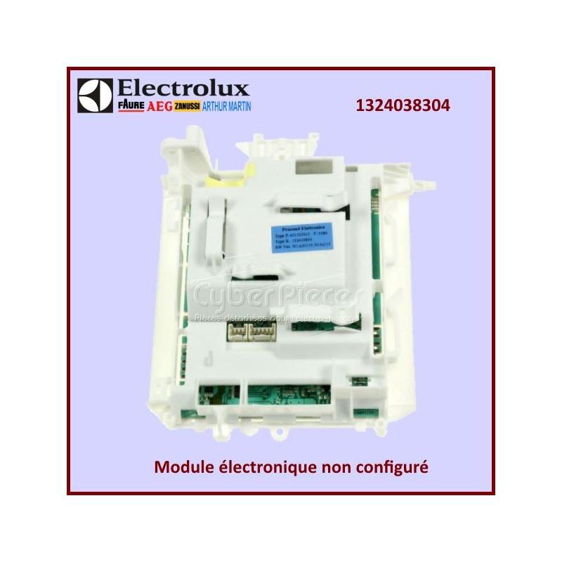 Module électronique EWM100 Electrolux 1324038304 à configurer par nos soins