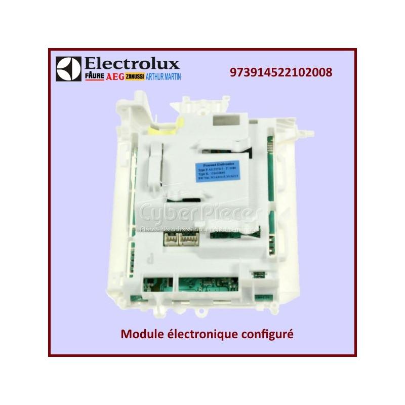 Module configuré Electrolux 973914522102008