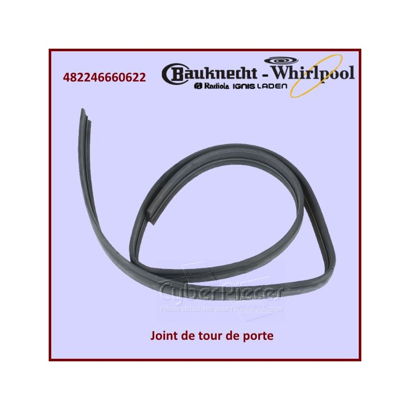Joint tour de porte Whirlpool 482246660622