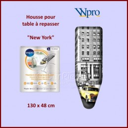 Housse de table à repasser Wpro - NEW YORK CYB-136655