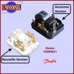 "Relais Danfoss 103N0021 ou 103N0015 (avec Cosse ""S"") CYB-014373"