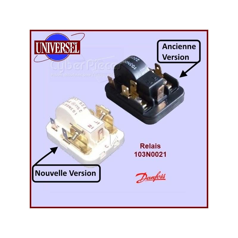 """Relais Danfoss 103N0021 ou 103N0015 (avec Cosse """"S"""")"""
