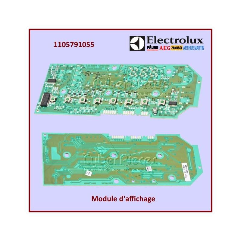 Carte électronique d'affichage Electrolux 1105791055