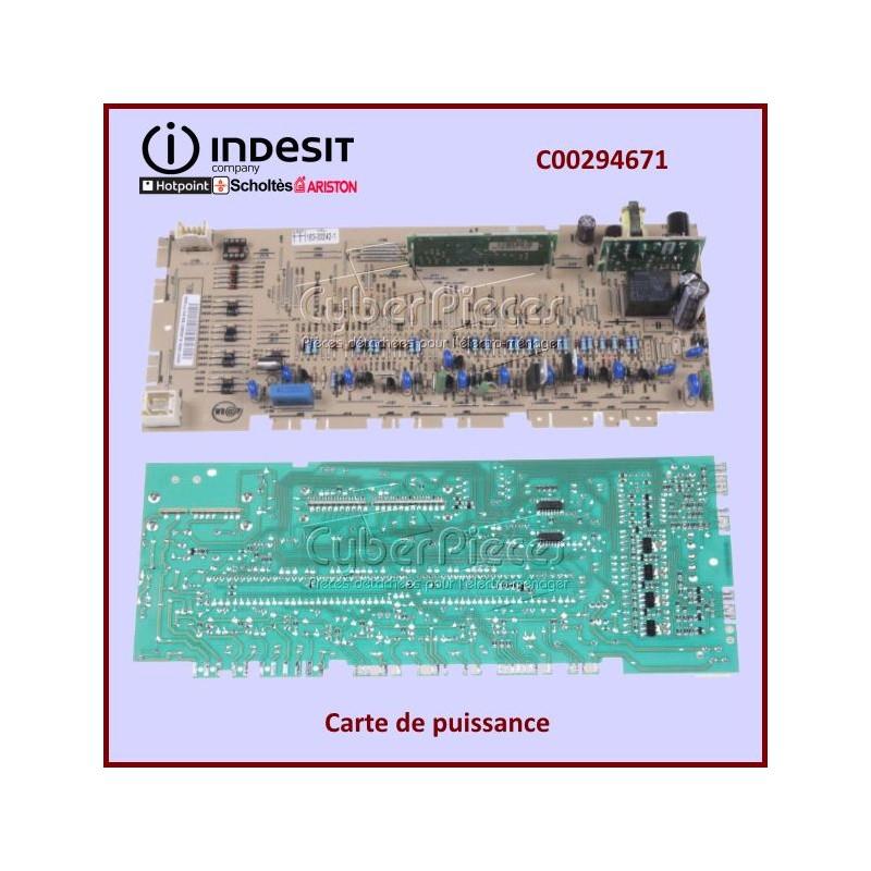Carte De Puissance Vierge Indesit C00294671