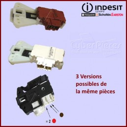 Securite de porte ZV446 Indesit C00085194 CYB-007634