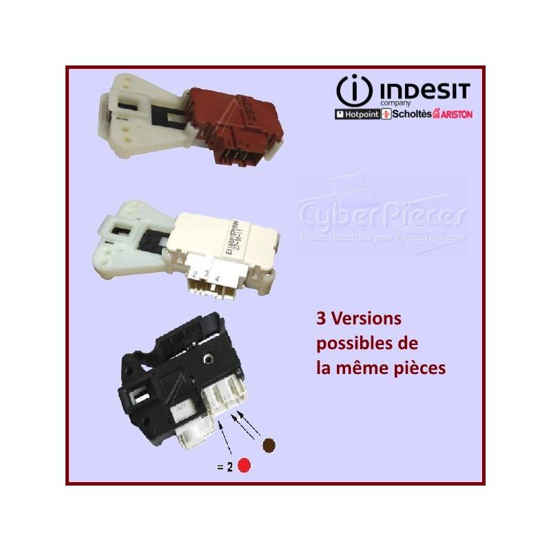 Securite de porte ZV446 Indesit C00085194