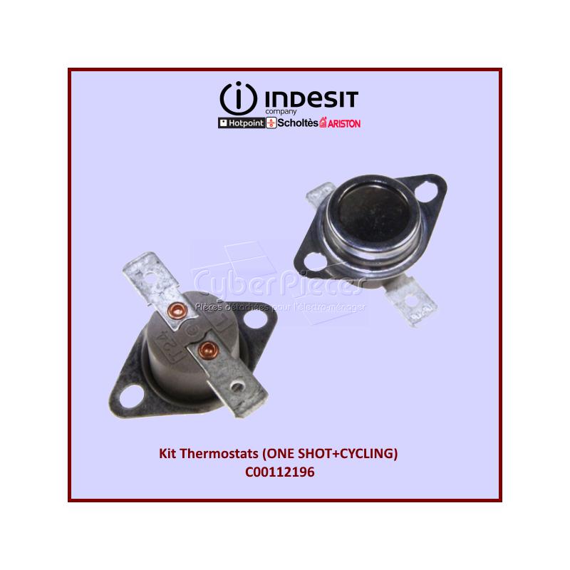 Kit thermostat Indesit C00112196