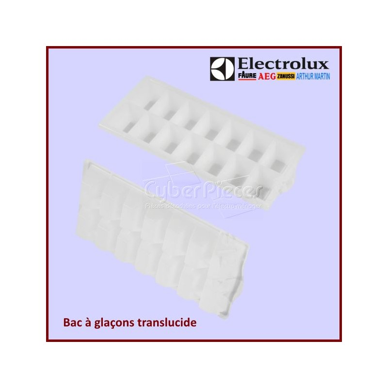 Bac à glaçons translucide Electrolux 50059960000