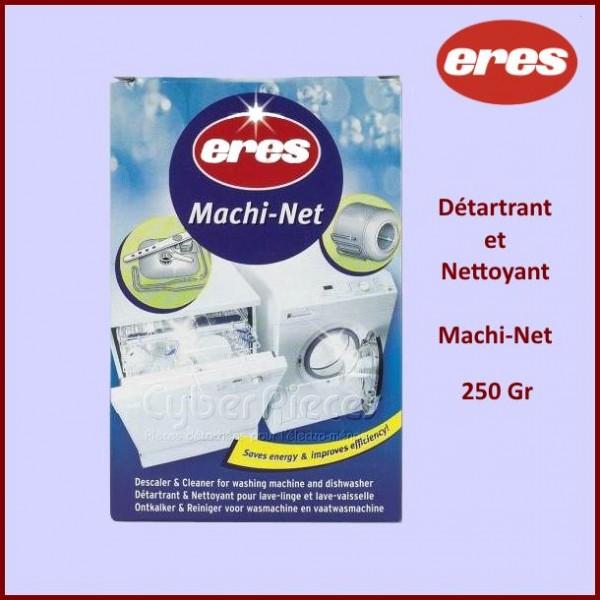 nettoyant et d tartrant eres machi net 2 en 1 pour machine a laver lavage pieces detachees. Black Bedroom Furniture Sets. Home Design Ideas