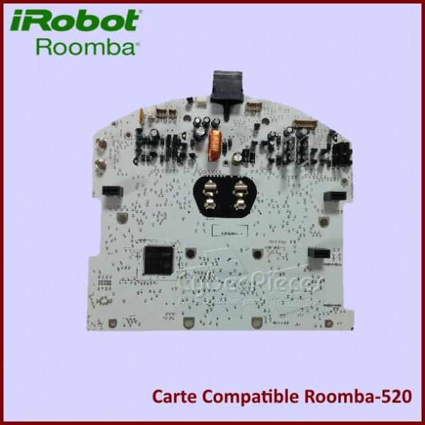 carte electronique adaptable pour roomba 520 pour aspirateur petit electromenager pieces. Black Bedroom Furniture Sets. Home Design Ideas