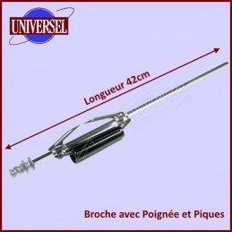 Assemblage tournebroche 3428139061 CYB-232364