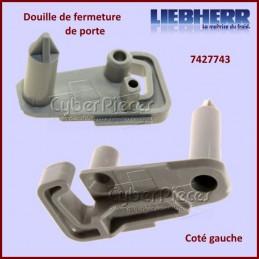 Douille gauche de fermeture de porte Liebherr 7427743 CYB-035842