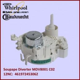 Soupape Diverter Whirlpool 481228128461 (MDV8001-C02) CYB-080231
