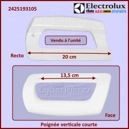 Poignée verticale courte Electrolux 2425193196 CYB-140416
