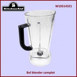 Bol complet pour blender Kitchenaid W10514321 CYB-029650