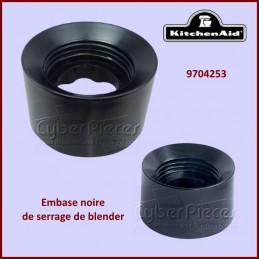 Embase de Serrage Noir Kitchenaid 9704253 CYB-104739