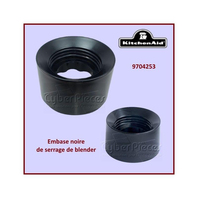 Embase de Serrage Noir Kitchenaid 9704253