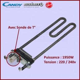 Thermoplongeur 41028717 avec Sonde de Température CYB-092999