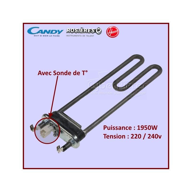 Thermoplongeur 41028717 avec Sonde de Température
