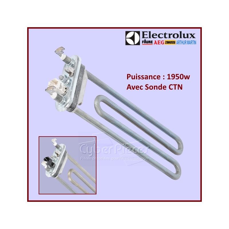 Resistance 1950w Avec Sonde Electrolux 1325064234
