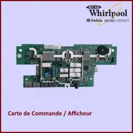 Carte électronique de Contrôle Avec Filtre 481221848184 CYB-079617
