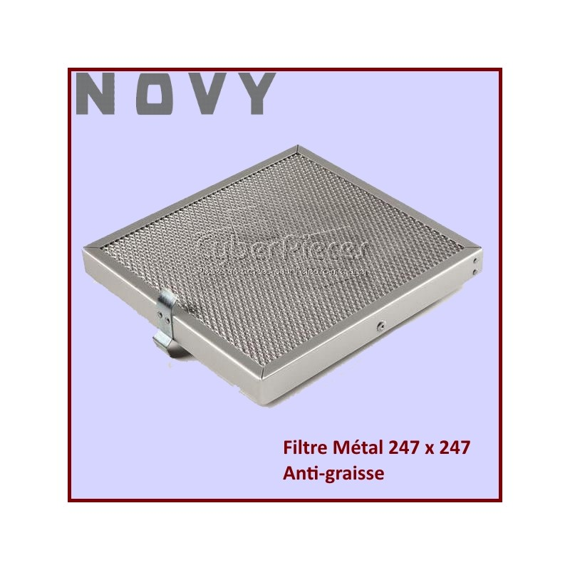 Filtre Graisse Metallique Novy D...