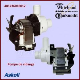 Pompe De Vidange Whirlpool 481236018012 CYB-000727