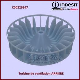 Turbine de Ventilation ARRIÈRE Indesit C00226347 CYB-342353