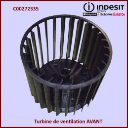 Turbine de ventilation AVANT Indesit C00272335 CYB-347402