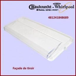 Facade de panier de congélateur Whirlpool 481241848689 CYB-191319