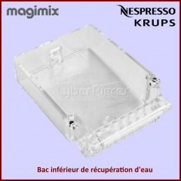 Bac inférieur de récupération d'eau KRUPS MS-0059263 CYB-353816