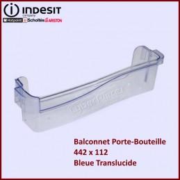 Balconnet bouteilles bleu INDESIT C00291399 CYB-328531