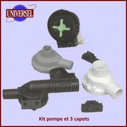 Kit Pompe avec 3 Capots Standard CYB-000017