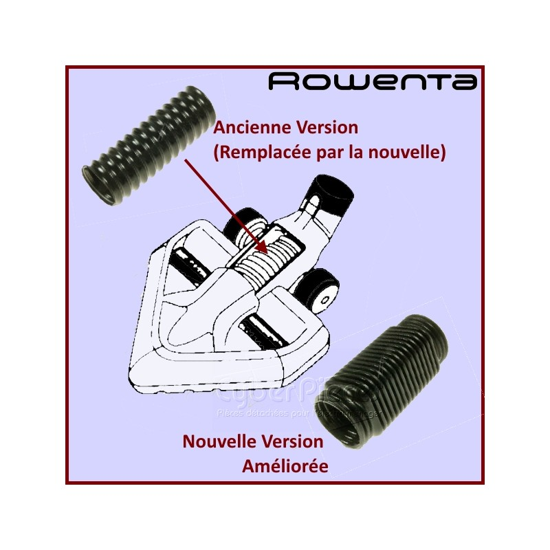 Adaptateur de Flexible Rowenta Air Force RS-RH5642 CYB-405454