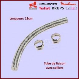 Tuyau de liaison 13cm avec colliers CS-00092026 CYB-042628