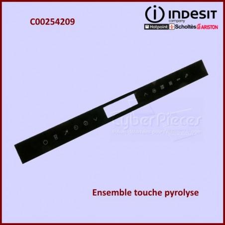 Bandeau de four Pyrolyse Indesit C00254209