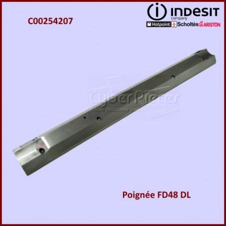 Poignée de four F48DL Indesit C00254207