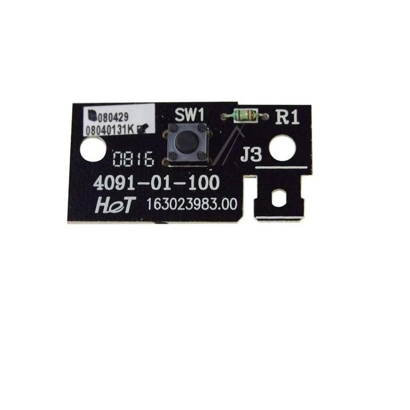 Carte Touche Start/reset Rohs Dvg621bk C00143541