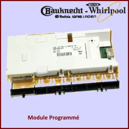 Carte électronique de puissance Whirlpool 481010452616 avec Programmation GA-045933