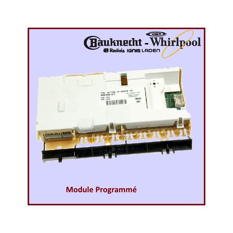 Module de puissance Whirlpool 481010452616 avec Programmation