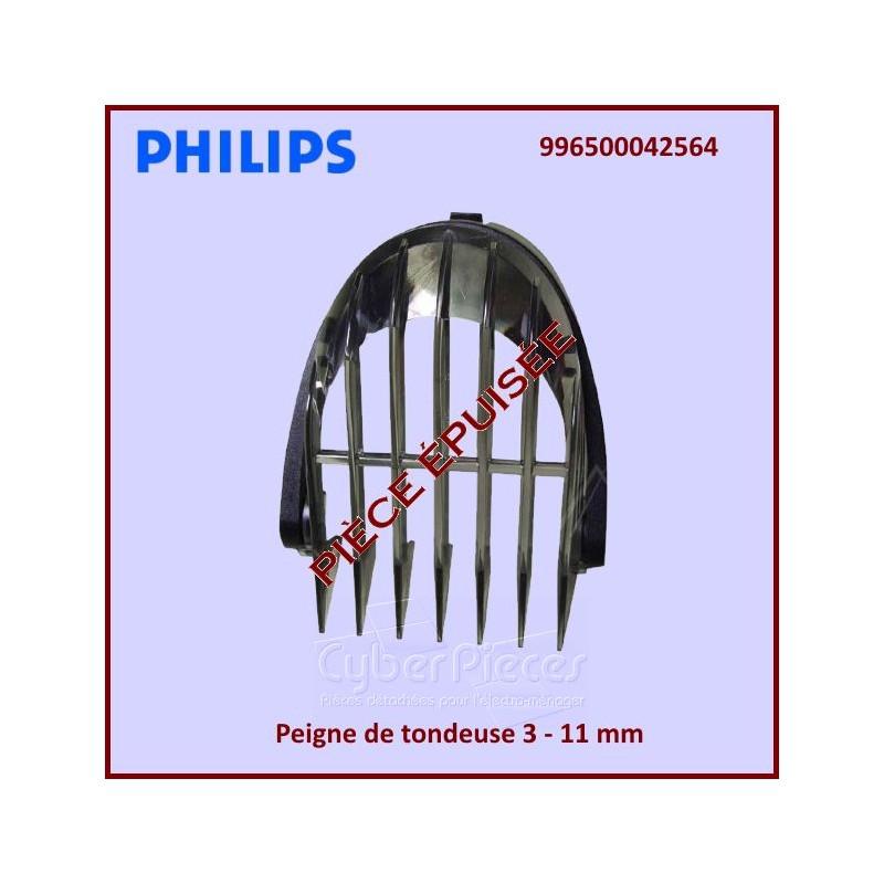 Peigne de tondeuse 3-11mm Philips 996500042564 ***Pièce épuisée***