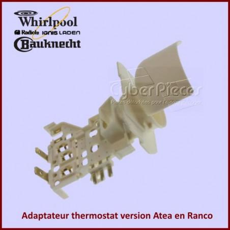 Douille De Lampe 481010650381 Whirlpool